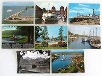 Postkarten Lot mit Schiff Motiven 8 x AK, Postcards with Ship Ships Schiffen