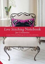 Love Stitching Notebook by Jan Constantine (2014, Book, Other)