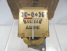 Ammeter 1942 Dodge DeLuxe Series 42 Custom Series Amp Gauge D22 974683 NOS