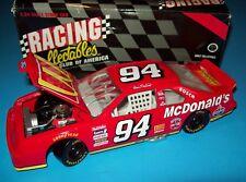 Bill Elliott 1995 McDonald's #94 Ford Thunderbird 1/24 NASCAR Diecast CWC