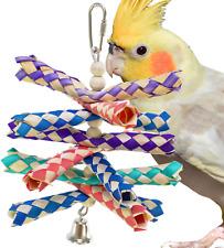 946 SHREDBURST BIRD TOY parrot cage craft toys cages cockatiel parrotlet conure