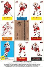 2012-13 OPC O-Pee-Chee Retro Carolina Hurricanes Master Team Set (17)