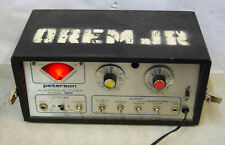 Vintage Peterson Strobe  Audio/Visual Tuner Model 520