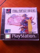 Final Fantasy Origins Per Ps1 Pal Ita Nuovo Sigillato Incelofanato