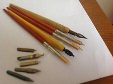 5 Dip pens & nibs