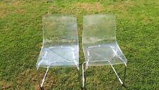2 chaises IKEA Tobias pour le prix d'une!