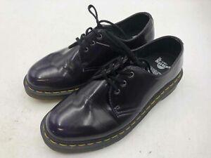 Dr Martens Vegan Derby Shoes - Women's Size 8