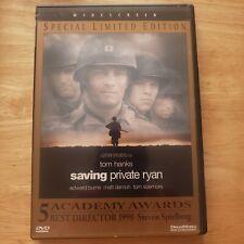 Saving Private Ryan (Dvd, 1998)