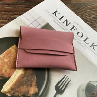 Small Wallet Women Coin Purses Mini Frosted Womens Short Wallet Soft Coin Bags