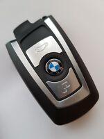 COQUE Clé Plip Télécommande 3 Boutons BMW F10 F20 F30 F40 3 4 5 GT Serie X1 X3