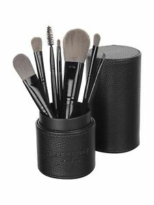 New MAKEUP BRUSH SET WITH TRAVEL CASE