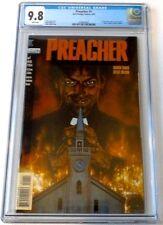 Preacher #1, CGC 9.8 NM+ White Pages, 1st Preacher! Garth Ennis!