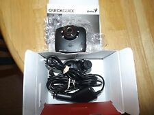 **OPEN BOX DISPLAY **Genius Car Dash Digital Camera Video Recorder (DVR-535)