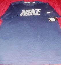 "Nwt Mens ""Nike"" Cotton S/S Atheltic Tennis,Golf,Leisure Wear T-Shirt Sz L"