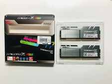 Trident Z RGB 16GB (2 x 8GB) DDR4-3200 PC4-25600 (Perfect - Barely Used)