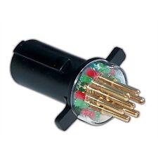 7 Round Pin Tractor Trailer Circuit Tester IPA7865