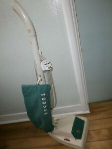 Vintage Hoover Junior Reconditiond by retired Hoover Engineer Rare green model.