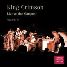 Englische Live-King Crimson's Musik-CD