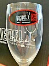 4x Riedel Vinum Dom Perignon Fine Crystal Champagne Glass / Flute Flutes