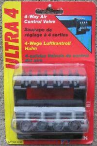 HAGEN ULTRA 4 Luftventil 4 Wege Luftkontrollhahn A-1180
