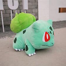 "22"" JUMBO BULBASAUR Pokemon Center Plush Doll Stuffed Pillow Toy Kids Toy Gift"