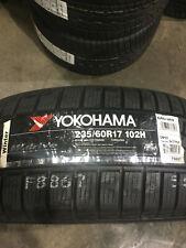1 New 235 60 17 Yokohama W.drive Snow Tire