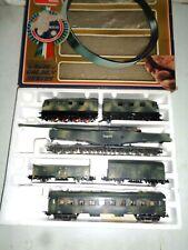 More details for lima militarzug train set--leopold k5 railway gun ww2