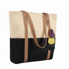 New Fashion Handbag Lady Shoulder Bag Tote Purse PU Leather Women Messenger Bag