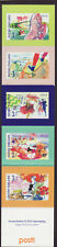Finland 2016 MNH - On Summer Holidays - booklet of 5 stamps