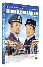 DVD *** RIEN A DECLARER *** dany Boon, B.Poelvoorde