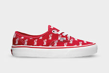 AMPUTEE RIGHT SHOE ONLY VANS AUTHENTIC CURTIS KULIG LOVE ME RED SHOES M 9 W 10.5