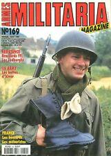 MILITARIA MAGAZINE N°169 DE 1999, US ARMY, LES BOTTES D'HIVER