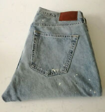 Men's Abercrombie & Fitch KENNAN Straight Jeans - Size 31W x 32L - Blue