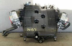 08 09 10 11 12 13 INFINITI G37 Intake Manifold with throttle bodies