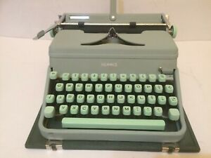 HERMES MEDIA typewriter from 1957 - v. rare item