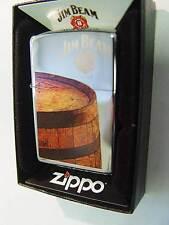 Zippo® Jim Beam-Barrel-Fass-gorgeous lighter- Whiskey New / Neu OVP