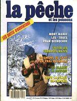 Revue  La pêche et les poissons No  513 Février 88