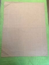 Pillow Sham Brown Checks New Without Tags Free Shipping