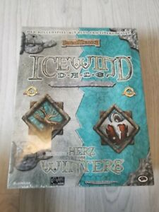 RARE NEW SEALED BNIB GERMAN ICEWIND DALE PC CD BIG BOX GAME DUNGEONS AND DRAGONS
