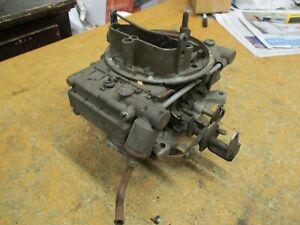Holley Carburetor list  4166-1 0859 4bbl  1967 68 69 Chrysler 440 gtx dart cuda