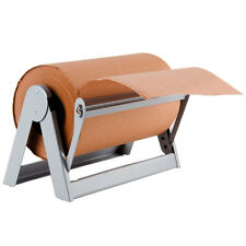 "12"" Paper Cutter / Dispenser for Butcher, Gift Wrap and Kraft Roll Paper"