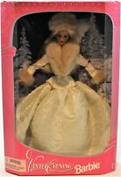 Barbie 1998 Special Edition Winter Evening Collector Doll Mattel # 19218