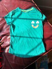 Girls Cat And Jack Saint Patricks Day Shirt, 7-8