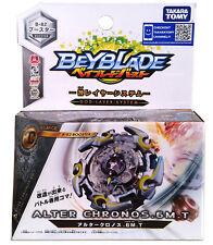 TAKARA TOMY Alter Chronos / Cognite 6MT Burst Beyblade B-82 - USA SELLER!