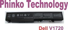 Brand New Battery for Dell Vostro 1710 1720 V1710 V1720 P721C P726C T117C T118C