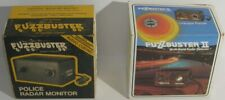 Vintage FuzzBuster FuzzBuster Ii Multi Band Radar Detectors !970's Tested Works