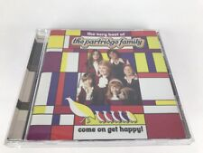 Partridge Family Come on Get Happy! Very Best of 2005 CD David Cassidy