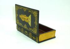 Jewelery Case Lacquer Box 19 Jh Book