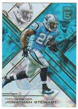 2016 Panini Donruss Elite Teal Parallel /75 #22 Jonathan Stewart Panthers