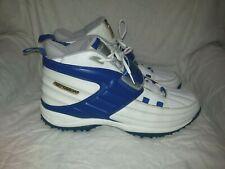 Reebok blanco Zapatos de fútbol americano para hombres | eBay
